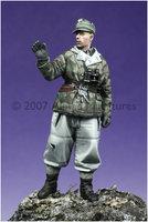 Alpine Miniatures WW2 German Winter Panzer Crew 1:35