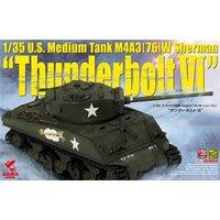 Asuka M4A3(76) Sherman U.S.Medium Tank