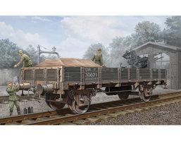 Trumpeter German Railway Gondola(lower sides)  1:35