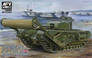 AFV  Churchill Mk.IV TLC Laying Device 1:35