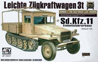 AFV Sd.Kfz.11 Leichte Zugkraftwagen 3t 1:35