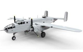 Airfix North American B25C/D Mitchell 1:72