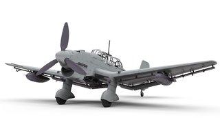 Airfix Junkers JU-87B-2/R-2 1:48
