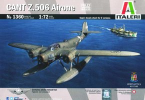 Italeri  CANT Z.506 Airone 1:72