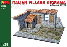 Miniart  Italian Village 1:35