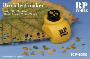 RP Toolz Birch Leaf Maker