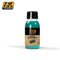AK Metal Burnishing 100ml