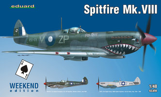 Eduard Spitfire Mk.VIII 1:48 Weekend Edition