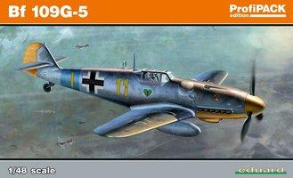 Eduard Messerschmitt Bf 109G-5  1:48 ProfiPack