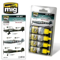 Ammo by Mig Air Set  Luftwaffe WWII Early Colors