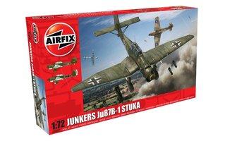 Airfix Junkers Ju-87B-1 Stuka 1:72