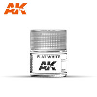 AK Real Color Flat White