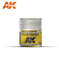 AK Real Color Clear Yellow