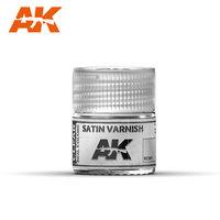 AK Real Color Satin Varnish
