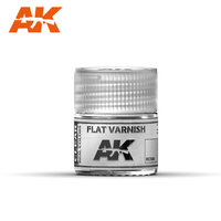 AK Real Color Flat Varnish