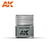 AK Real Color Pale Grey