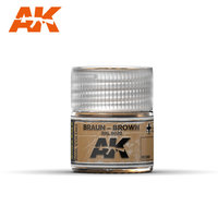 AK Real Color Braun-Brown