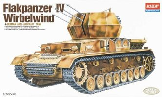 Academy Flakpanzer IV Wirbelwind  1:35
