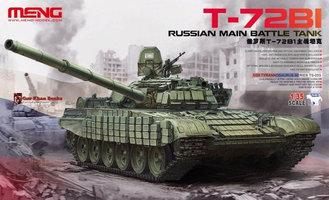 MENG T-72B1 Russian Main Battle Tank  1:35