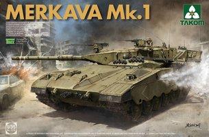 Takom Israeli Main Battle Tank Merkava Mk.1  1:35