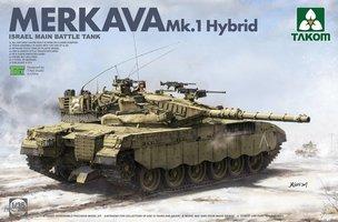 Takom Israeli Main Battle Tank Merkava Mk.1 Hybrid  1:35