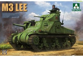 Takom M3 Lee Early  1:35