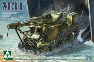 Takom M31 US Recovery Vehicle 1:35
