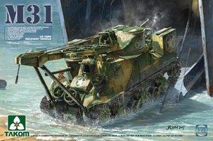 Takom M31 US Recovery Vehicle 1:35