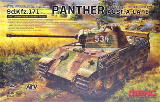 MENG Sd.Kfz.171 Panther AUSF.A Late   1:35