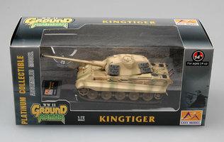 Easy Model Kingtiger  1:72
