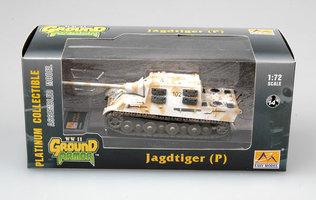 Easy Model Jagdtiger P 1:72