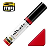 Ammo by Mig Oilbrusher Red10ml