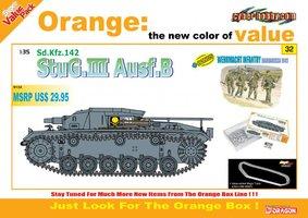 Cyber Hobby Stug.III Ausf.B 1:35