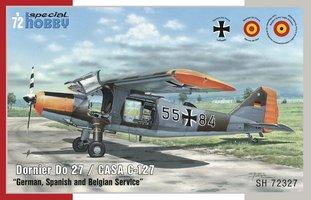 Special Hobby Dornier Do-27/CASA C-127  1:72