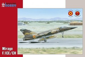 Special Hobby Mirage F.1CE/CH 1:72