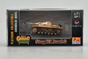 Easy Model  Stug III Ausf.G  1:72