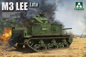 Takom M3 Lee Late  1:35