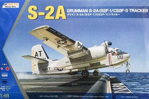 Kinetic Grumman S-2A Tracker 1:48