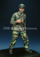 Alpine Miniatures WSS Panzer Officer 44-45 1:35