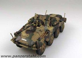 Panzerstahl SD.Kfz.234/4 PUMA 1:72