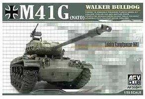 AFV M41G NATO Walker Bulldog 1:35