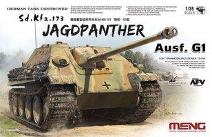 MENG Sd.Kfz.173 Jagdpanther Ausf.G1   1:35