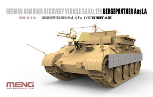 MENG German Armored Recovery Vehicle Sd.Kfz.179 Bergpanther Ausf.A  1:35
