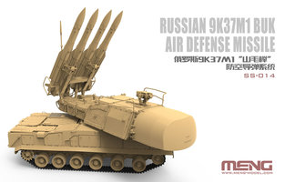 MENG Russian 9K37M1 Buk Air Defense Missile System  1:35