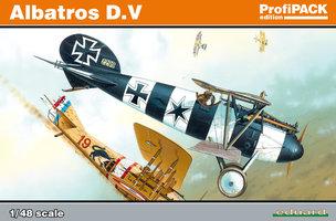 Eduard Albatros D.V ProfiPack 1:48