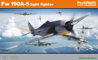 Eduard Fw190A-5 Light Fighter ProfiPack 1:48
