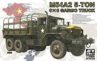 AFV M54A2 5 Ton 6x6 Cargo Truck 1:35