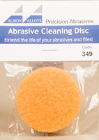 Albion Alloy's cleaning disc