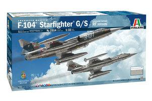 Italeri F-104 Starfighter G/S 1:32