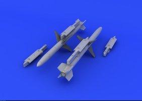 Eduard Brassin AGM-88B HARM 1:72